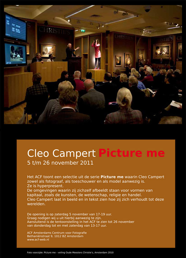 Cleo Campert Picture Me