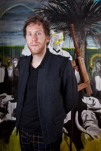 Redactioneel Portret Jan Willem de Blok